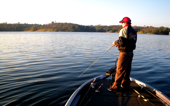 Lake pardee primed for action for Lake pardee fishing report