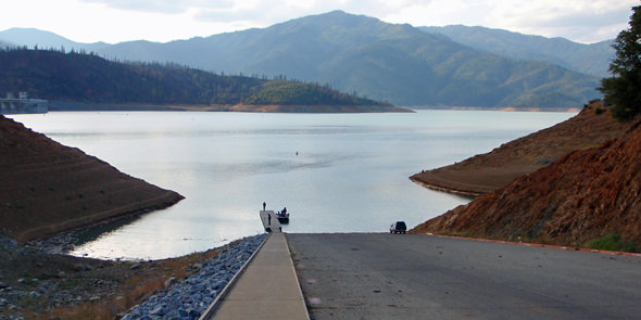 Shasta lake fishing report for Shasta lake fishing report